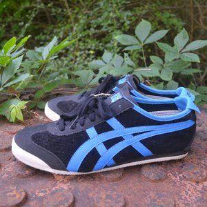 Asics Onitsuka Tiger Blue Shoes Men's 10.5